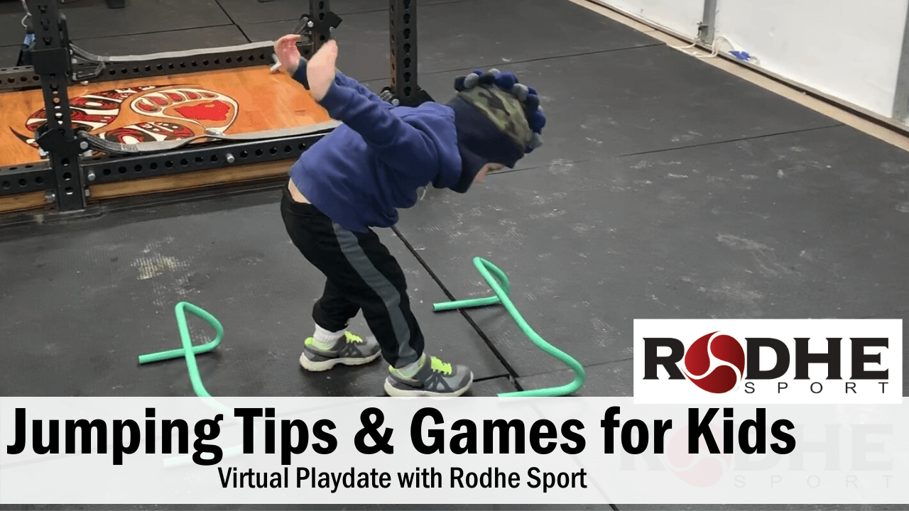 Jumping Tips & Games for Kids with Rodhe Sport