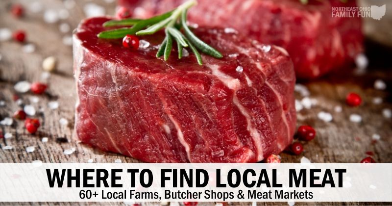 Local Farms, Butcher Shops, Meat Markets Where You Can Purchase Local Meat