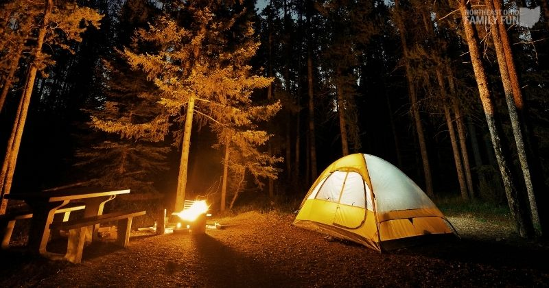 Campgrounds in Ohio