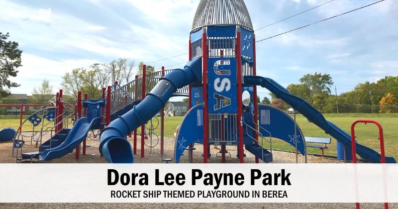 Dora Lee Payne Park in Berea – A Space Themed Playground for Kids!