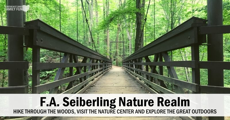 F.A. Seiberling Nature Realm Akron Ohio