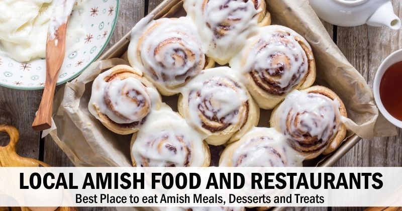 Best Amish Food and Restaurants in Ohio – Homemade Meals & Desserts