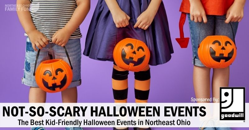 Kid Friendly Halloween Events 2020 The Best Kid Friendly (Non Scary) Halloween Events in Northeast Ohio