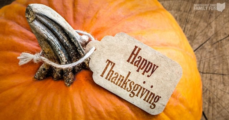11 Things to do on Thanksgiving Day in Northeast Ohio – Activities that Don't Include Shopping!