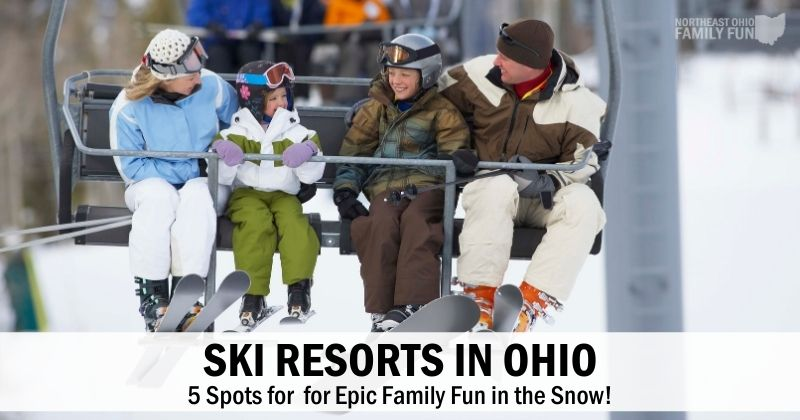 Best Ski Resorts in Ohio for Epic Family Fun in the Snow