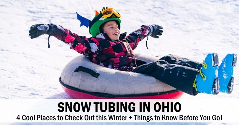 Snow Tubing in Ohio – 4 of the Coolest Places for Incredible Fun