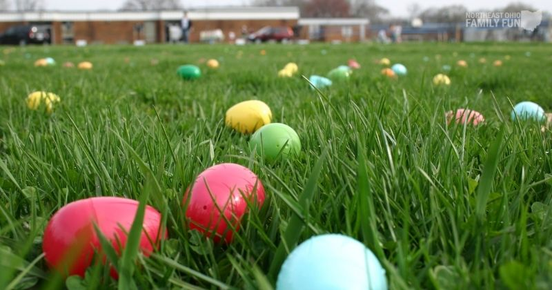 Best Northeast Ohio Easter Egg Hunts {2021}